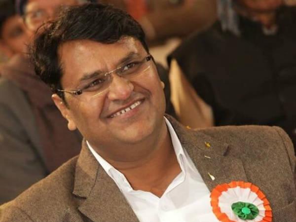 Arvind Kejriwal Aap Expels Rebel Legislator Vinod Kumar Binny