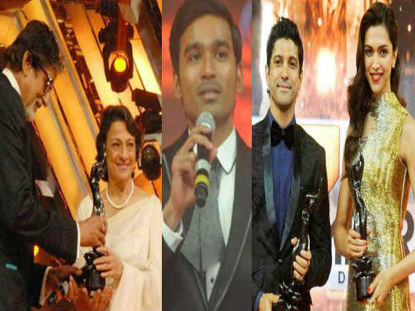 Winners 59th Idea Filmfare Awards