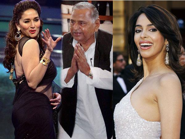 Why Mulayam Singh Is Suddenly Interested Mallika And Madhuri