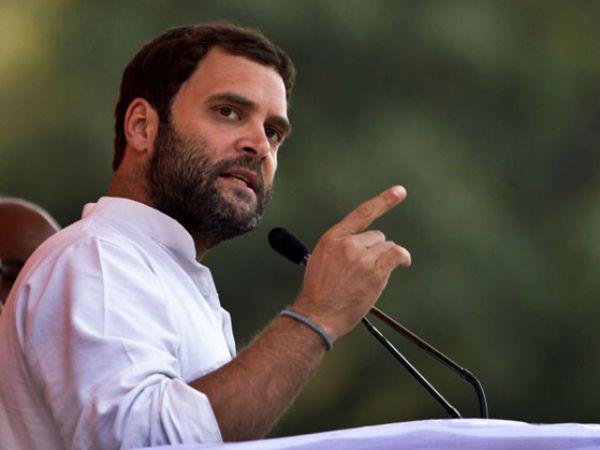 Modi Govt Was Abetting 2002 Gujarat Riots Rahul Gandhi
