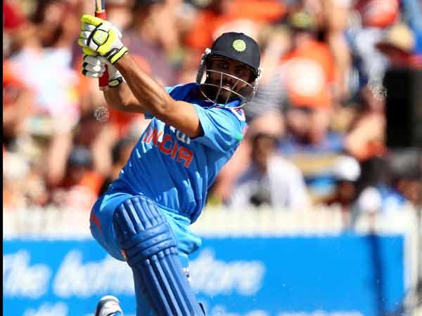 th Odi New Zealand V India At Hamilton