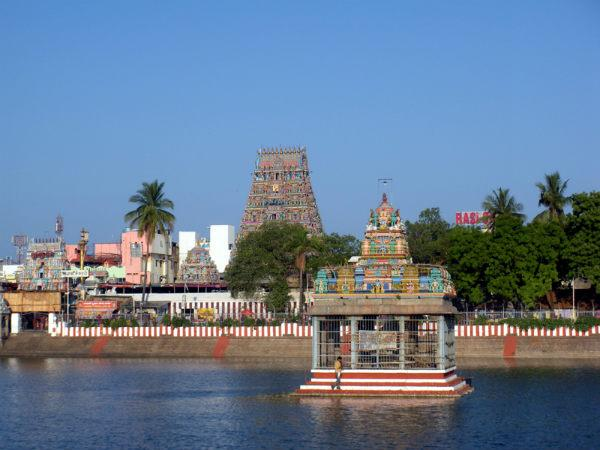 The Best Temples Chennai