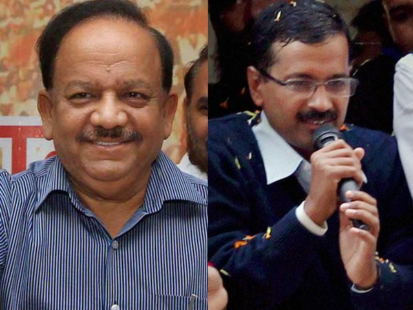 Bjp Tears Into Kejriwal Govt 30 Lies In 30 Days