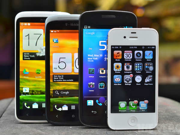 Smartphone Sales Top Billion In 2013 Samsung Leads Idc