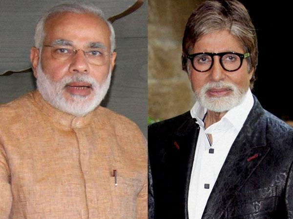 Narendra Modi Is More Popular Than Amitabh Bachchan On Facebook