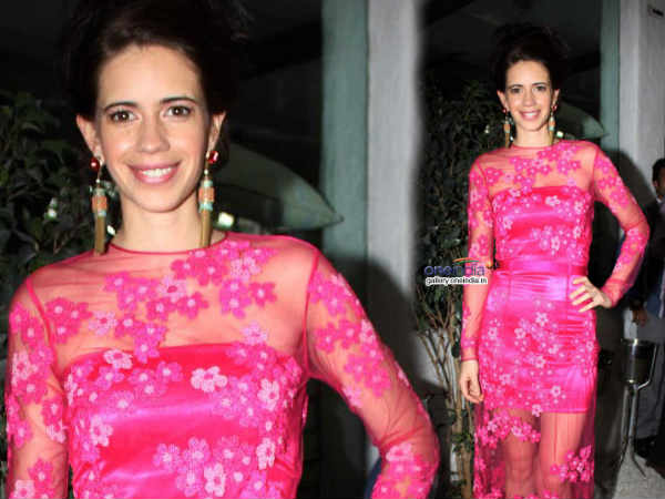 Kalki Koechlin Dont Want To Hear Anurag Kashyap Name