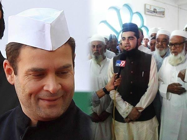 Gujarat Riots Whom You Will Trust Rahul Gandhi Or Sufi Mk Chisti