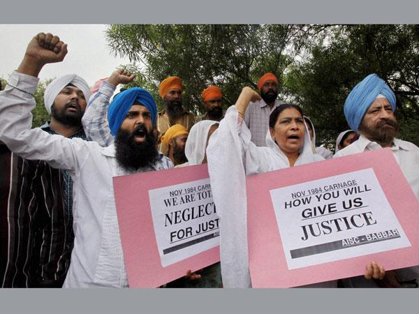 Sikh Bodies Hold Anti Congress Protests After Rahul Gandhi S Remarks