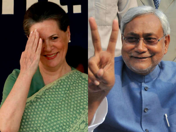 Sonia Gandhi Nitish Kumar To Share Stage In Bihar Today
