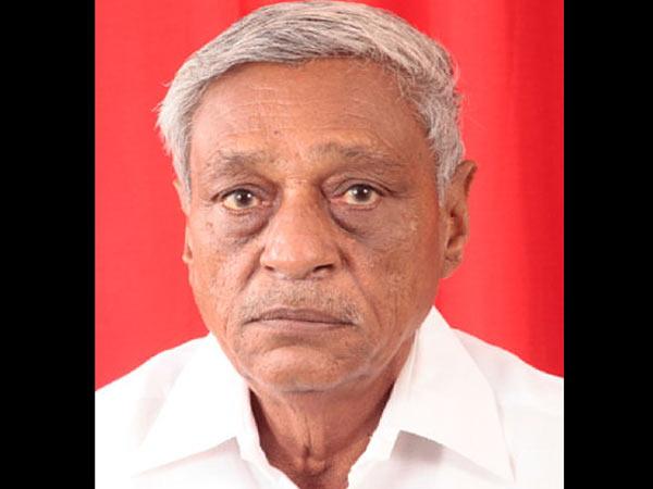 Rapar Mla Vaghaji Bhai Patel Passes Away