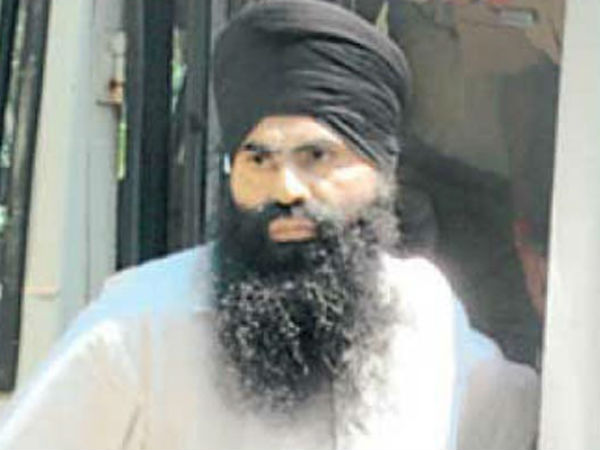 Sc Stays Execution Of Devender Pal Singh Bhullar
