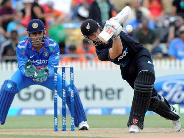 Kane Williamson Keeps Purple Patch Going With Fifth Consecutive Fifty