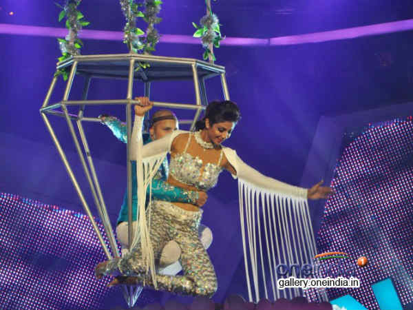 Was Scared Doing Aerial Act Being Mother Is Closest Me Shilpa Shetty