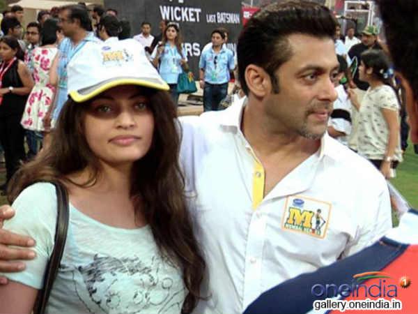 Salman Khan Relaunch His Discovery Sneha Ullal
