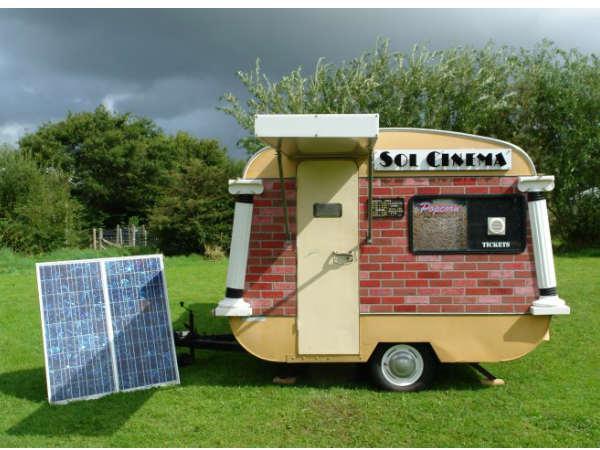 Craziest Solar Powered Gadgets