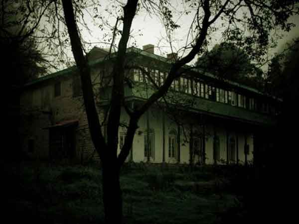 Most Haunted Place India