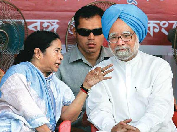 Manmohan Singh Mamata To Share Dais In Kolkata For Museums Bicentenary