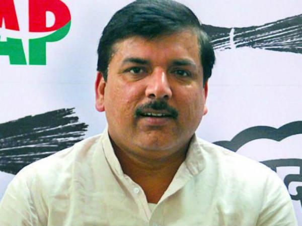 Narendra Modi Arun Jaitley Tryning To Destablise Aap Govt Sanjay Singh