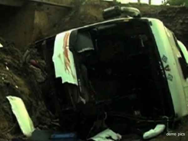 Gujarati Died Accident At Maharashtra