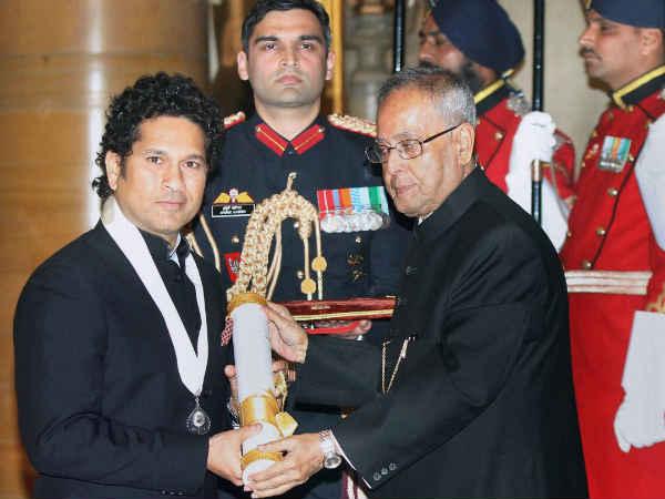 Sachin Tendulkar Scientist Cnr Rao Awarded Bharat Ratna