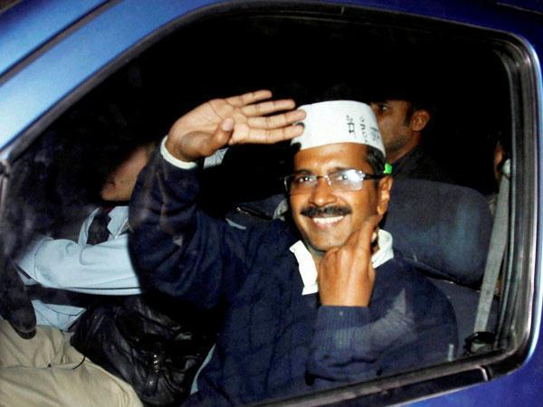 Arvind Kejriwal Resigns From His Post Delhi