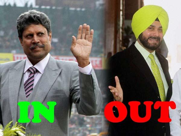 Navjot Siddhu Not Contest Ls Election Kapil Dev Join Aap 015844 Lse