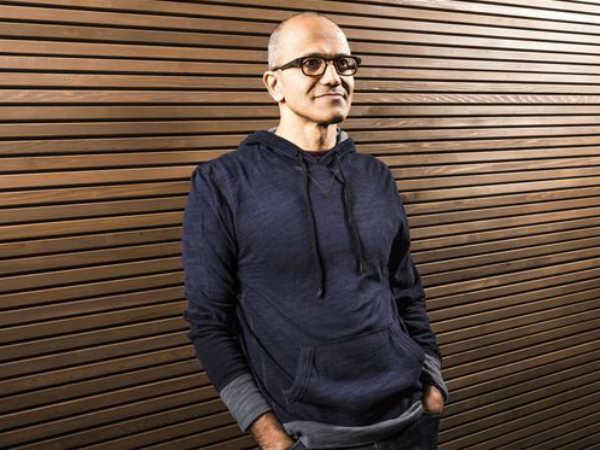 Microsoft Cutting 18000 Jobs This Year Nadella Gave Explanation