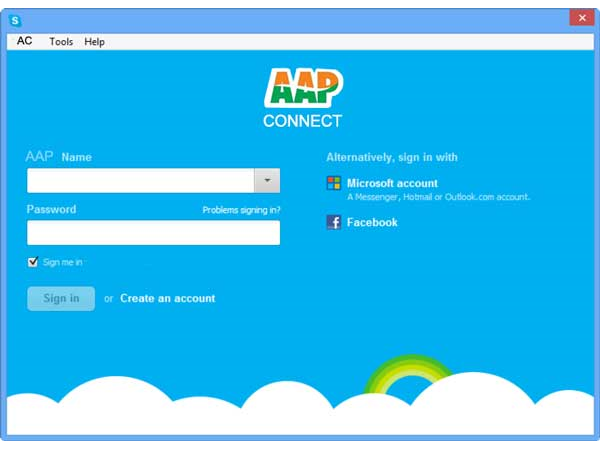 Skype will be renamed as AAP Connect