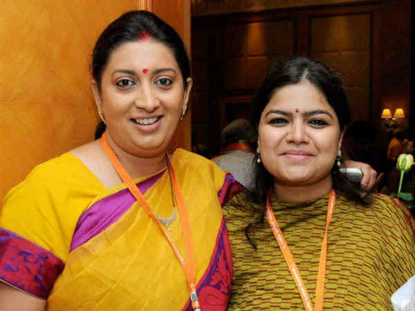 Exclusive Interview Smriti Irani Says Rahul Gandhi Career Is Finished
