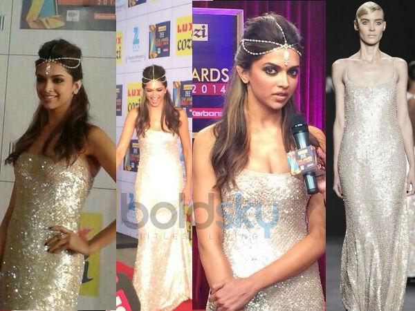 Zee Cine Awards 2014 Celebrity Fashion