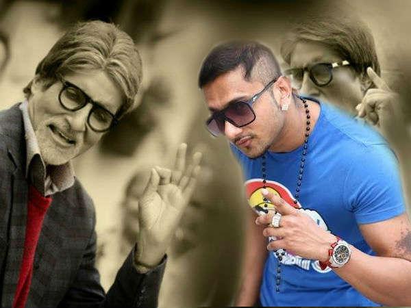 Honey Singh Sings Amitabh Bachchan Bhootnath Returns