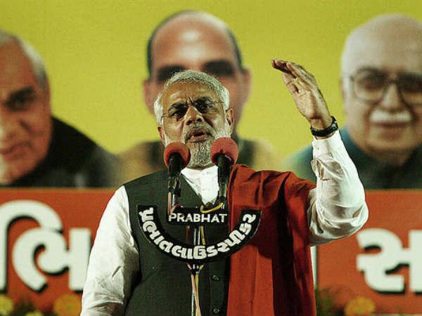 Upa Rule A Decade Of Destruction Narendra Modi