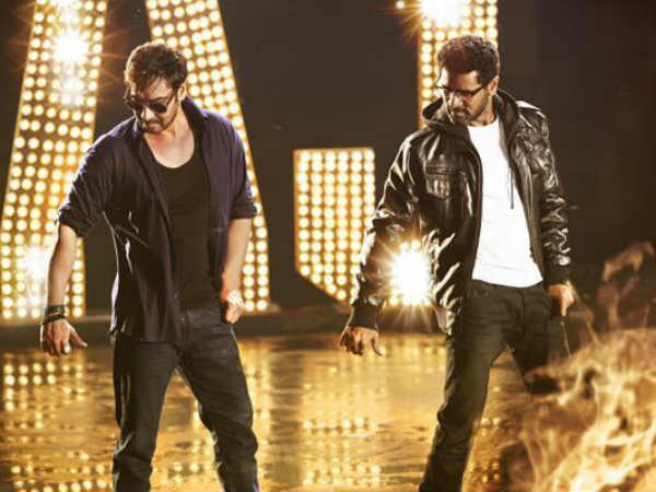 Ajay Devgan There S No Escaping Dance Action Jackson