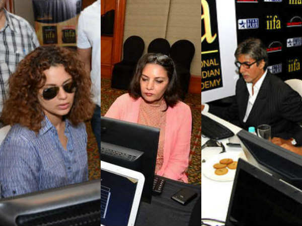 Pictures Celebs At Iifa 2014 Voting Weekend