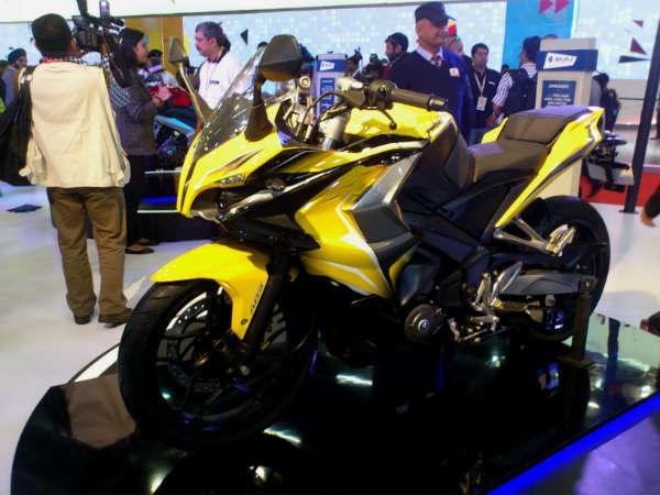 Bajaj Pulsar 400cc Ss Super Sport Details