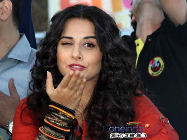 Not Starting Family Right Now Vidya Balan