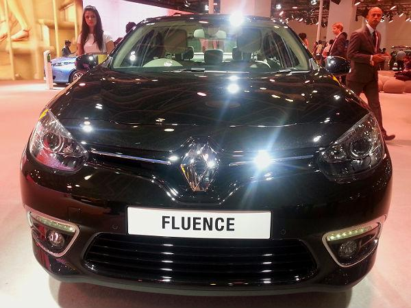 Renault Fluence India Launch Price Announced