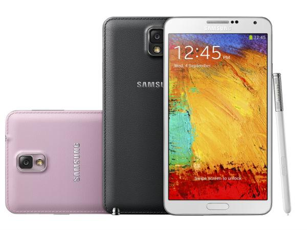 Top 5 Samsung Smartphones With Amoled Displays Buy India