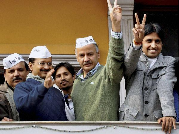 Arvind Kejriwal To Focus On Ls Aap May Name Sisodia Cm Candidate