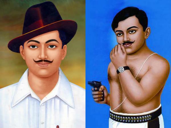 Bhagat Singh Azad Were Terrorists Says Uk Historian