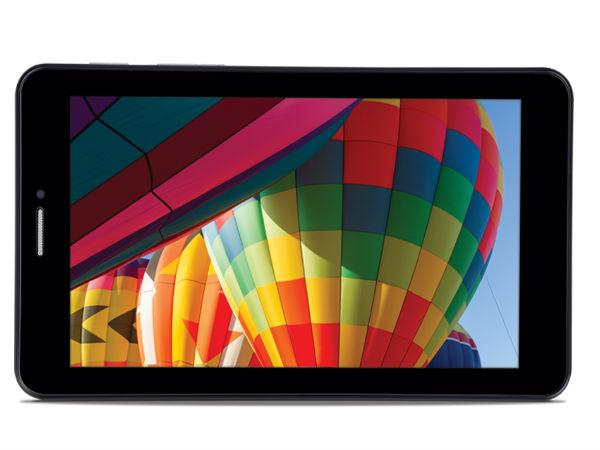 IBall Slide 3G 7271 HD7