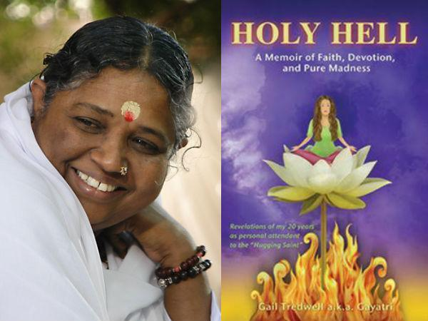 Book On Mata Amritanandamayi By Ex Disciple Raises Grave Allegation