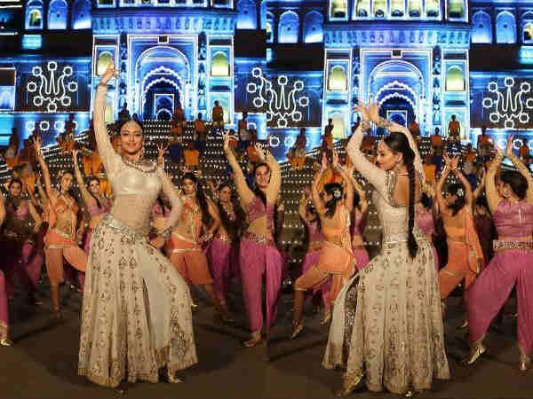 Sonakshi Became Radha Tevar