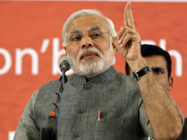 Modi Attend Rallies At Assam Tripura Arunachal