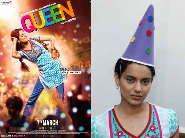 Kangana Relates Her Queen Character S Fighting Spirit