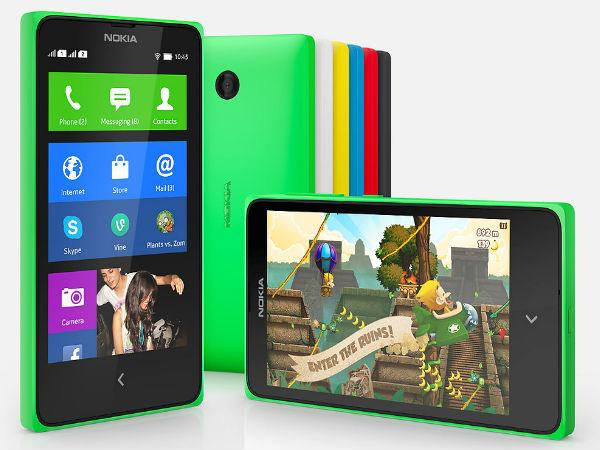 Nokia X Nokia X Nokia Xl Dual Sim Android Based Smartphone Launched