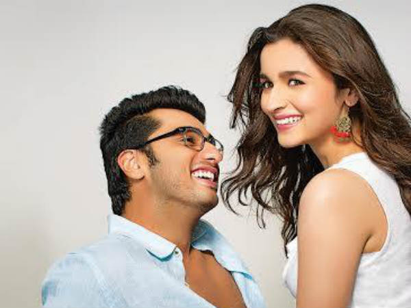 First Look 2 States Is Very Impressive Interesting
