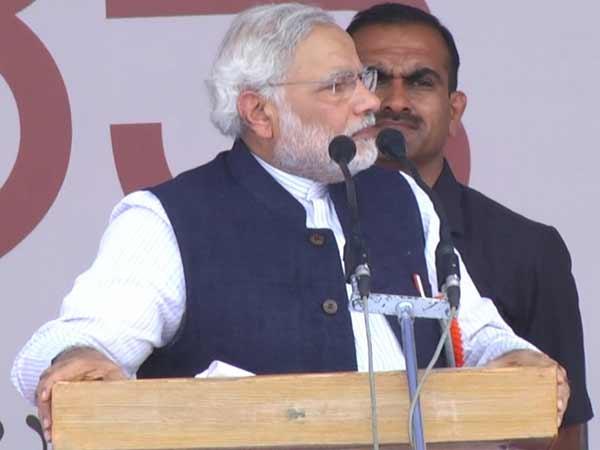 Modi Launch Various Schemes Employment Training Department