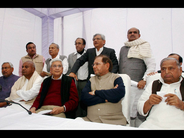 Third Front Is The Need The Country Prakash Karat