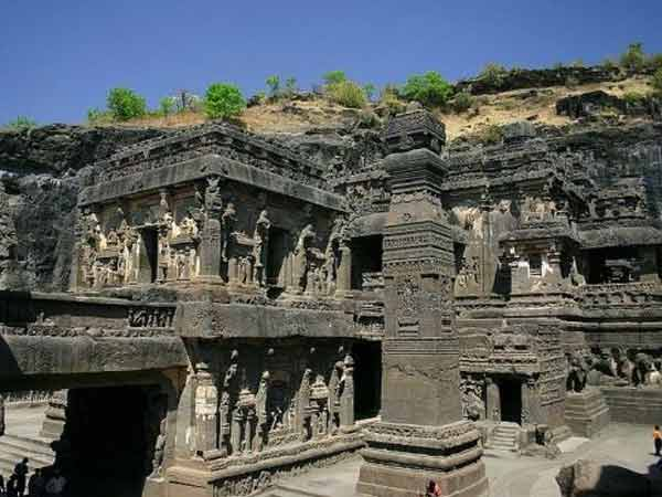 Ellora Tourism World Heritage Site